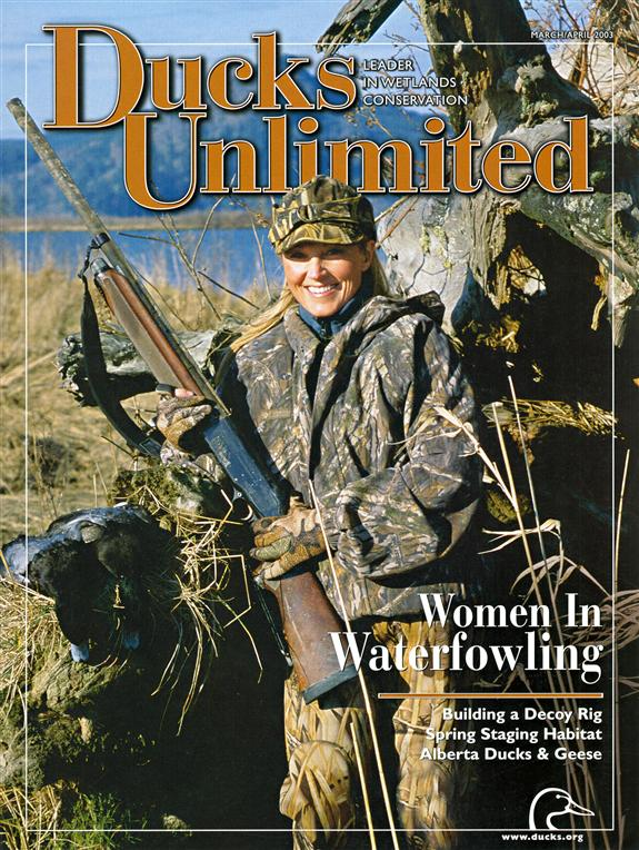 ducks unlimited essay The mdwfp annually partners with ducks unlimited, inc to apply for funding to host the youth waterfowl hunting and education camp the camp's mission is to recruit and retain waterfowl hunters and to increase support for wetland conservation and waterfowl hunting in mississippi.