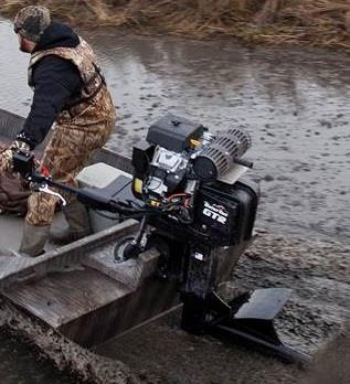 Ducks Unlimited Welcomes Gator Tail Outboards As New